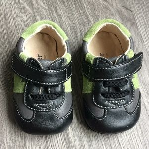 0 to 6 months See Kai Run Baby Shoes
